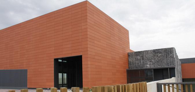 Construcci n y rehabilitaci n de fachadas y tejados taparsa for Oficinas hacienda bizkaia