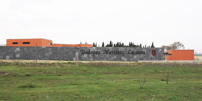 Bodega Martínez de Lacuesta