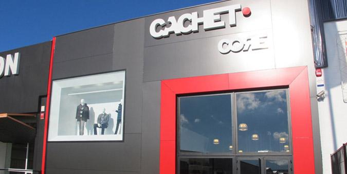 Fachada Cachet