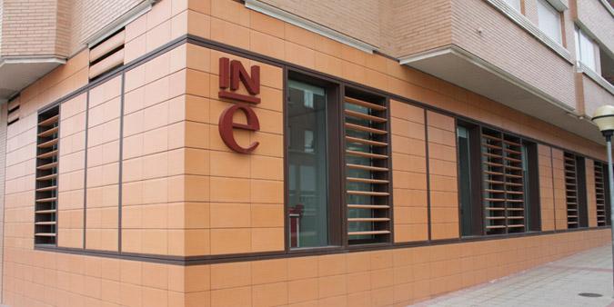 Oficinas del INE en Logroño