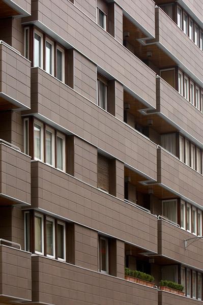 Edificio leyre - Arquitectos en pamplona ...