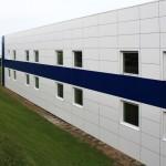 Centro de salud de Luxana