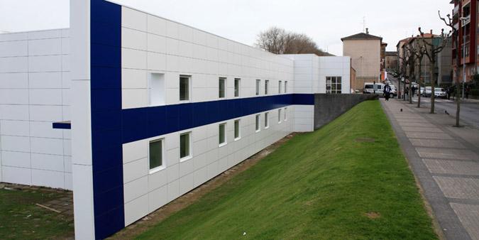 Centro de salud de Lutxana en Barakaldo