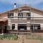 Rehabilitación con fachadas SATE
