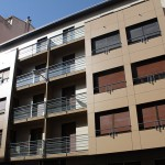 Rehabilitación edificio en Padre Calatayud de Pamplona