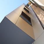 Rehabilitación de fachada en Pamplona