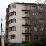 Rehabilitación fachada en Pamplona